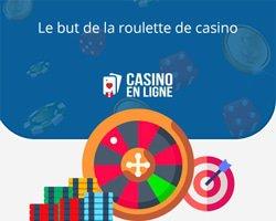 but du jeu roulette casino