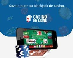 comment jouer blackjack casino en ligne canada